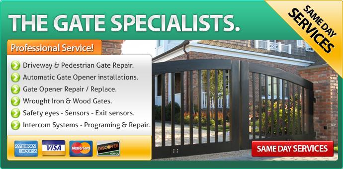 Gate repair Glendora CA
